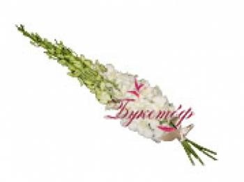 Букет невесты Хрустальная туфелька